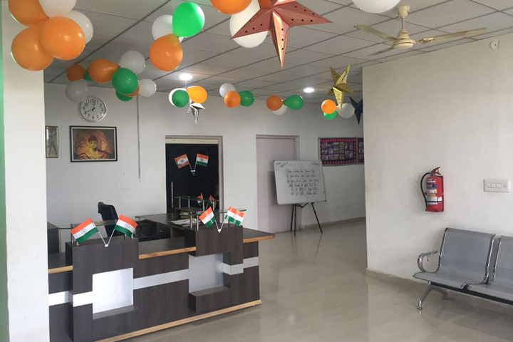 Karhana Senior Secondary School-Reception Area