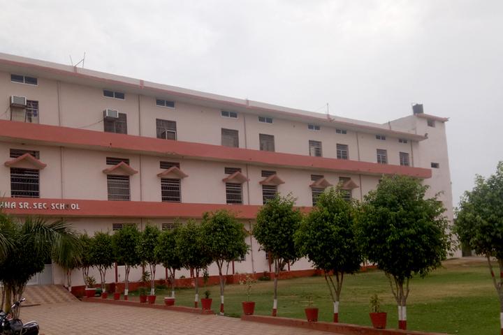 Karhana Senior Secondary School-School Building
