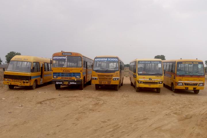 Karhana Senior Secondary School-Transport