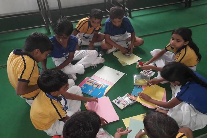 Karnal international school-Activity