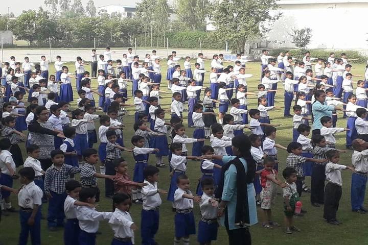 Karnal international school-Assembly
