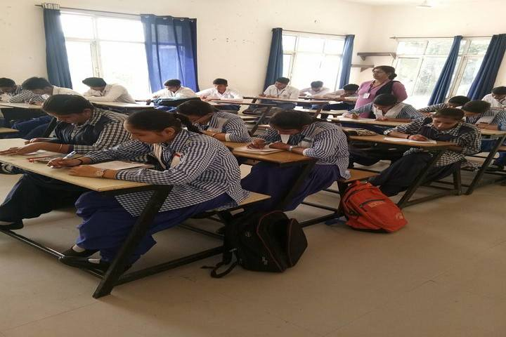 Karnal international school-Classroom