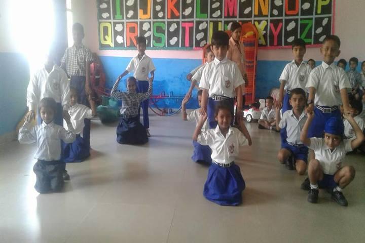 Karnal international school-Dance Class