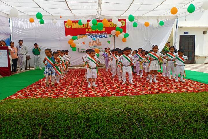 Karnal international school-Independence Day