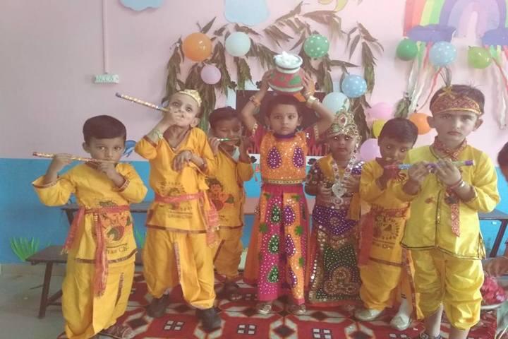 Karnal international school-Janmashtami