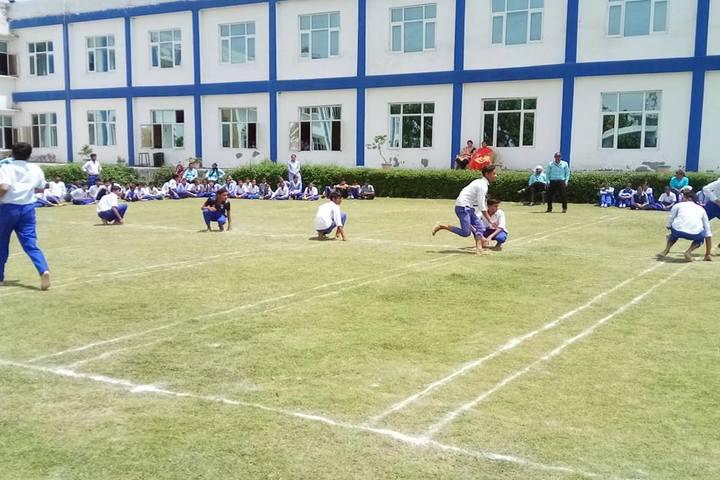 Karnal international school-Sports