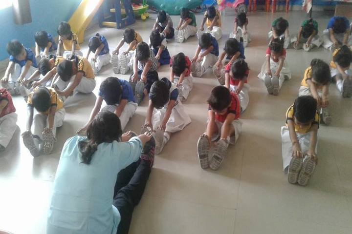 Karnal international school-Yoga