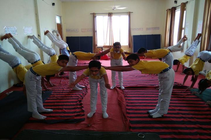 Kastoori Devi Memorial Public School-Physical Education