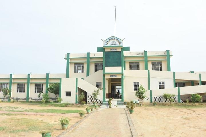 Kastoori Devi Memorial Public School-Campus