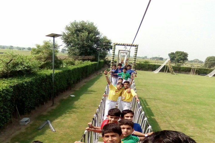 Katar Singh Memorial Public School-Adventure Camp