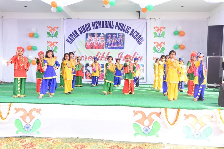 Katar Singh Memorial Public School-Event