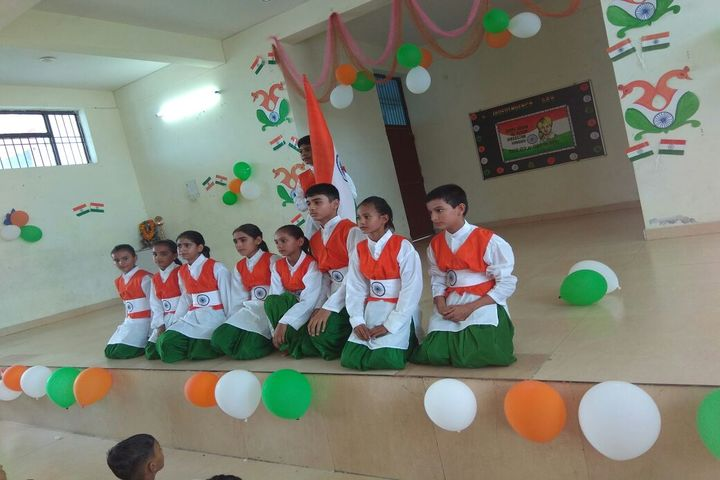 Katar Singh Memorial Public School-Independence Day