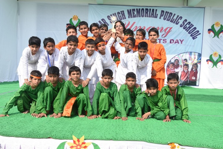 Katar Singh Memorial Public School-Patriotic Day