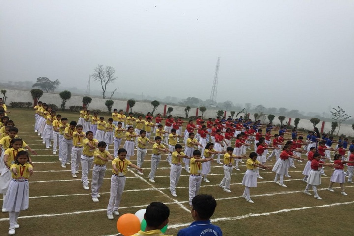 Katar Singh Memorial Public School-Assembly
