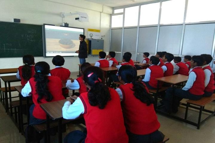 Katar Singh Memorial Public School-Classroom