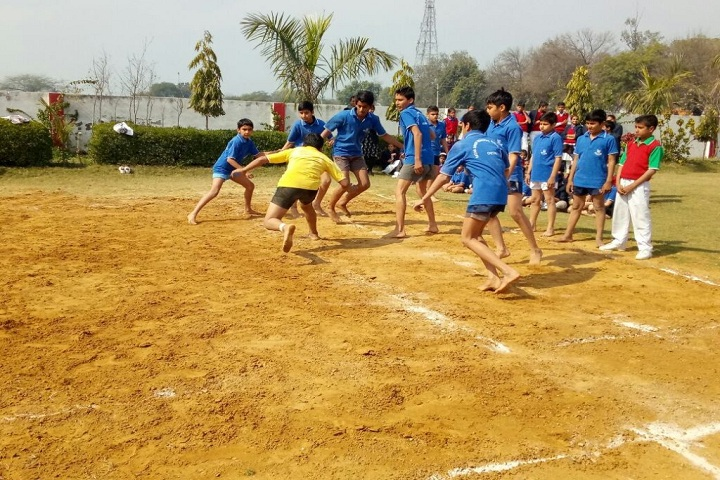 Katar Singh Memorial Public School-Sports