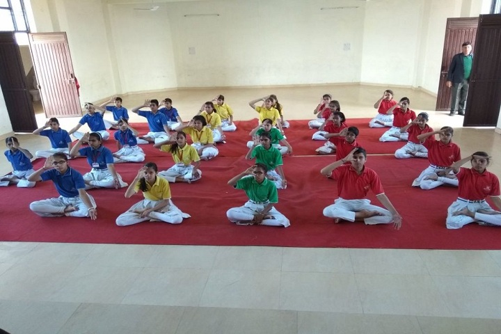 Katar Singh Memorial Public School-Yoga Classes