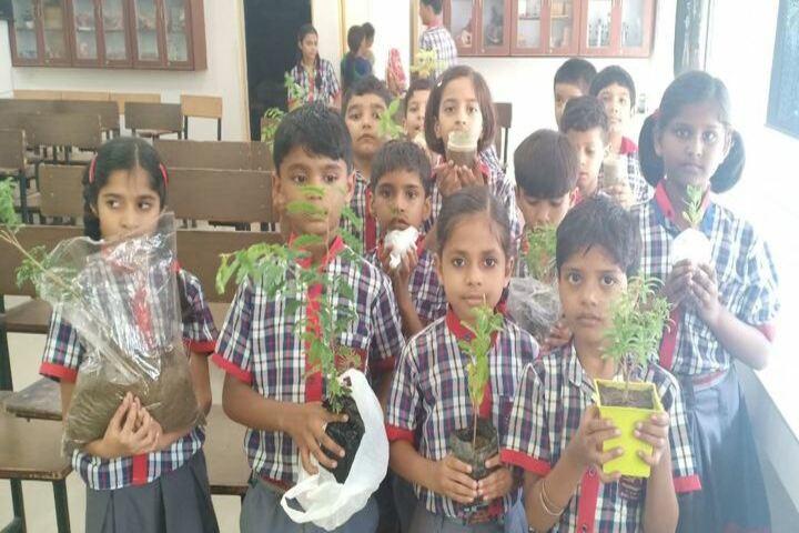Kendriya Vidyalaya-World Environment Day