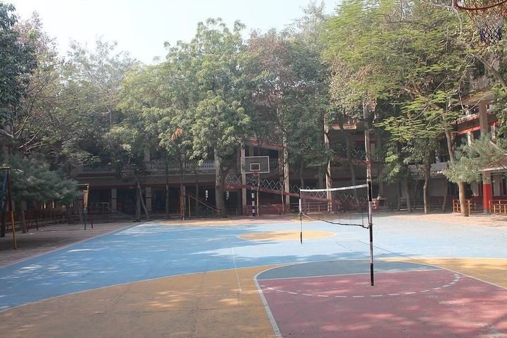 Kerala Public School-Play area