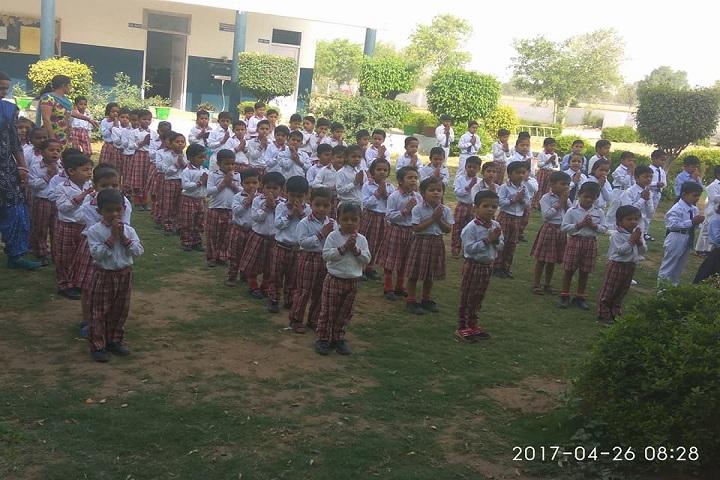 Kharian Public School-Morning Assembly