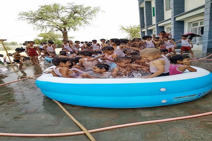 Kharian Public School-Pool Activity