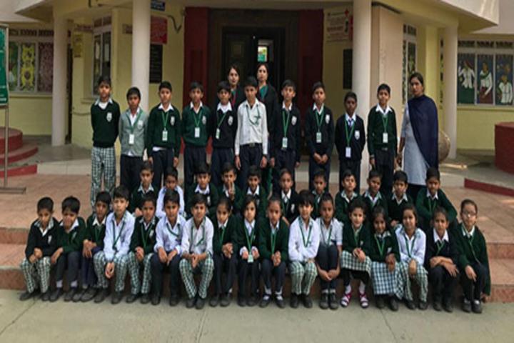 Kite International Public School-Group Photo