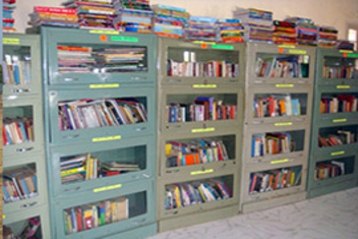Kite International Public School-Library