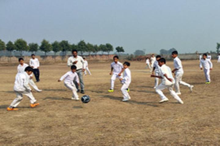 Kite International Public School-Sports