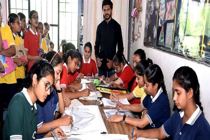 Kohinoor International Academy-Art and Craft