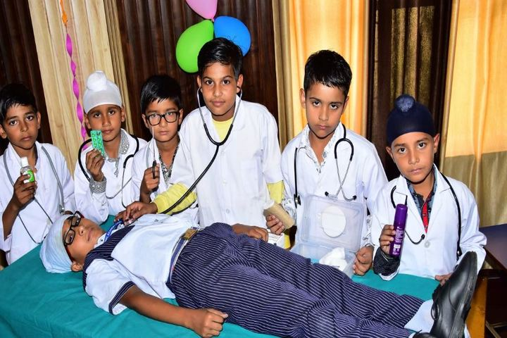 Kohinoor International Academy-Health Check Up