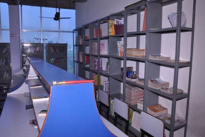 Kohinoor International Academy-Library