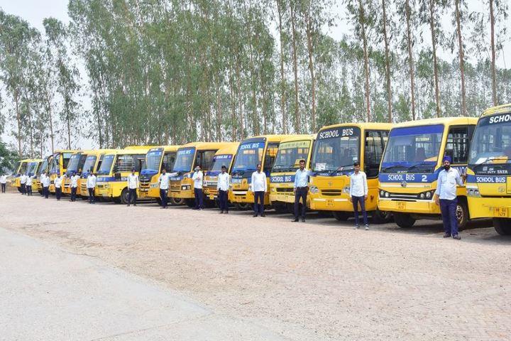 Kohinoor International Academy-Transport