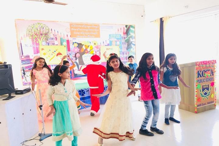 Kota Public School-Danceroom