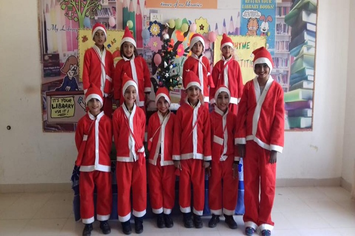 Kota Public School-Christmas Celebrations