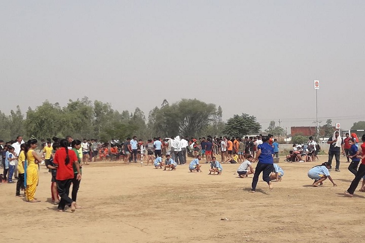 Kota Public School-Play Area