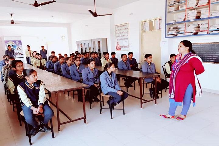 Kota Public School-Classroom