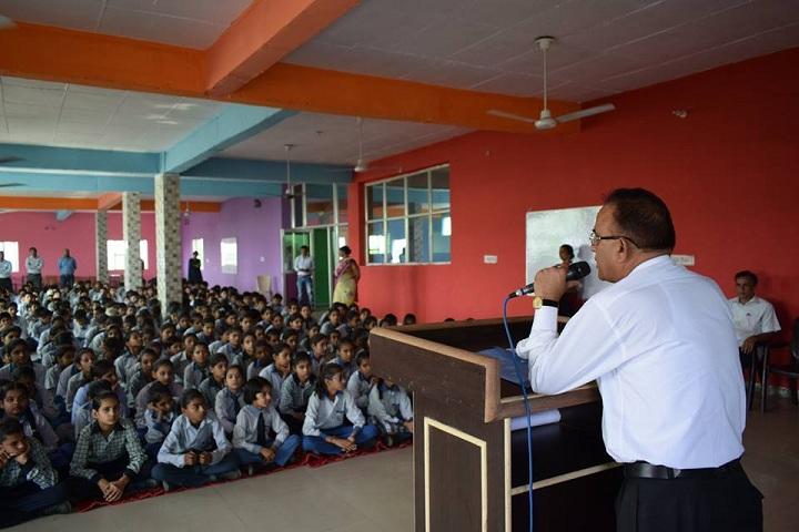 Koyal Public Senior Secondary School-Auditorium