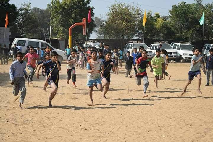 Koyal Public Senior Secondary School-Games