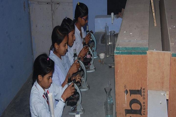 Krishna Public High School-BiologyLab