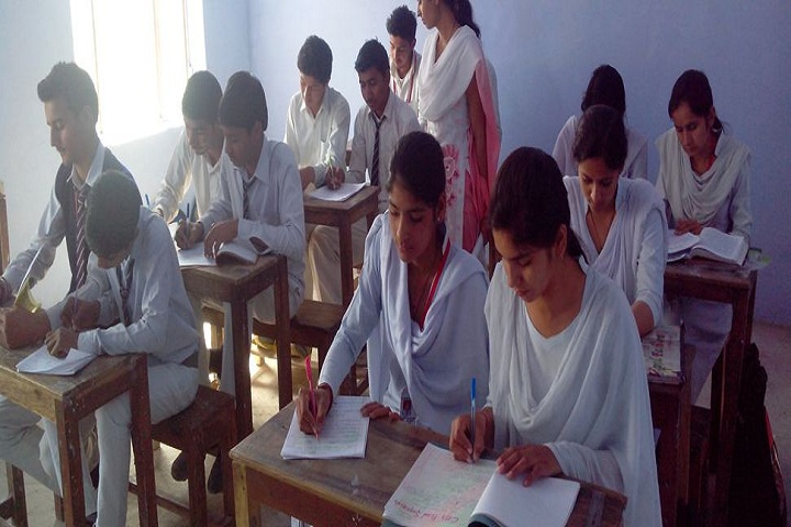 Krishna Public High School-Class-Room