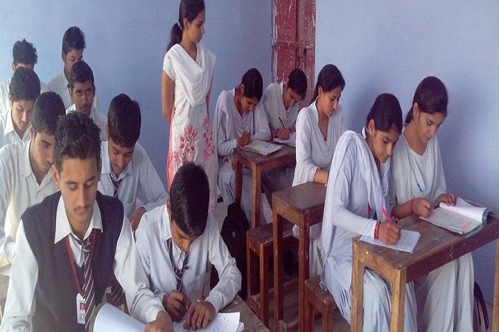 Krishna Public High School-Class-Room2