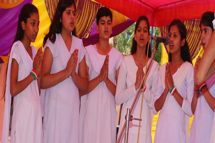 Krishna Public High School-Morning Prayer