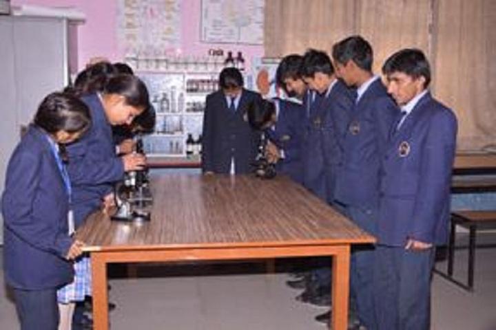 Krishna Public School-Biology Lab