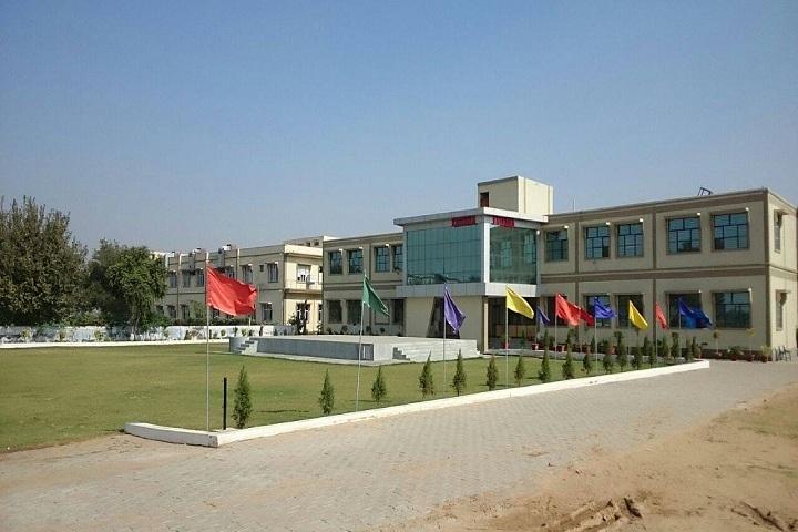 Krishna Public School-Campus