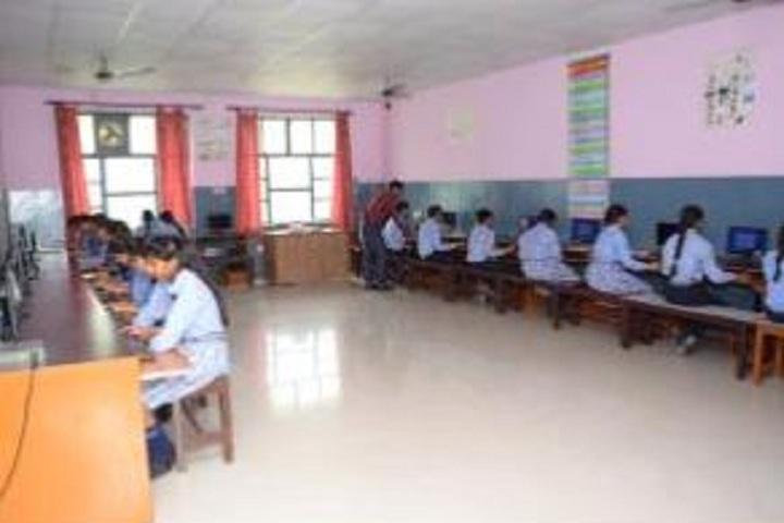 Krishna Public School-Computer Lab