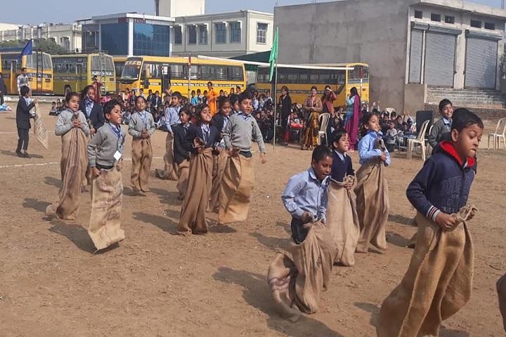 Krishna Public School-Games