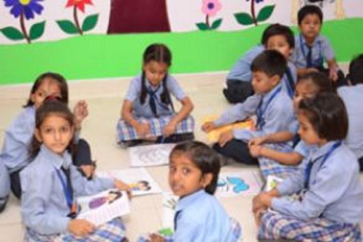 Krishna Public School-Hobby Classes