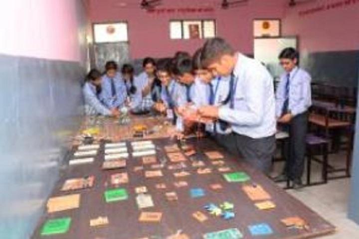 Krishna Public School-Robotics Lab