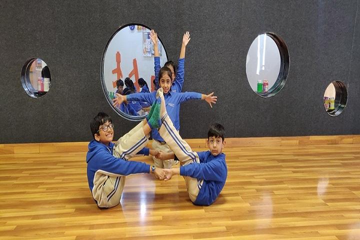 Kunskapsskolan-Dance Room