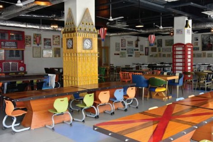 Kunskapsskolan-Cafeteria
